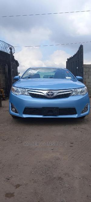 Toyota Camry 2012 Blue | Cars for sale in Lagos State, Lekki