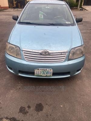Toyota Corolla 2006 Blue | Cars for sale in Lagos State, Magodo