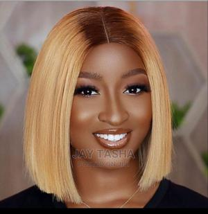 Blonde Closure Wig | Hair Beauty for sale in Lagos State, Ikotun/Igando