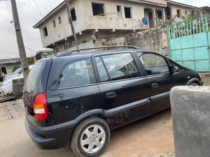 Opel Zafira 2001 2.2 Automatic Black | Cars for sale in Lagos State, Ikeja