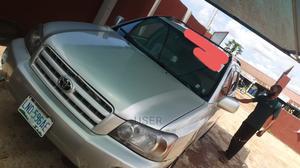Toyota Highlander 2006 V6 Gold | Cars for sale in Lagos State, Ikorodu