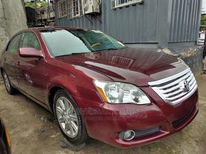 Toyota Avalon 2005 Limited Red | Cars for sale in Lagos State, Apapa