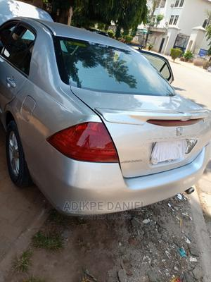 Honda Accord 2007 2.4 Exec Automatic Silver | Cars for sale in Abuja (FCT) State, Central Business District