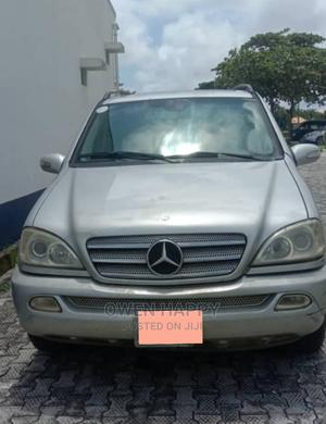 Mercedes-Benz M Class 2004 ML 350 Silver   Cars for sale in Lagos State, Ojo