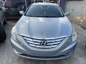 Hyundai Sonata 2011 Blue   Cars for sale in Lagos State, Ogba