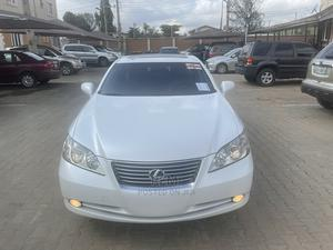 Lexus ES 2009 350 White | Cars for sale in Lagos State, Ogba