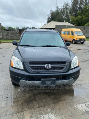 Honda Pilot 2006 EX-L 4x4 (3.5L 6cyl 5A) Green | Cars for sale in Lagos State, Ajah