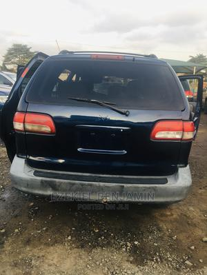 Toyota Sienna 2002 CE Blue   Cars for sale in Lagos State, Ojodu
