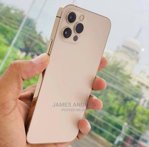 New Apple iPhone 12 Pro Max 128 GB Gold | Mobile Phones for sale in Lagos State, Ajah