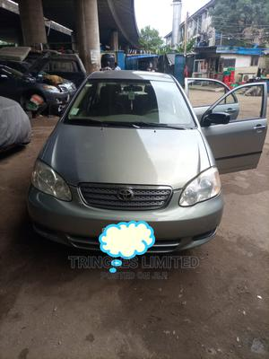 Toyota Corolla 2004 1.4 D Automatic Gray   Cars for sale in Lagos State, Lekki