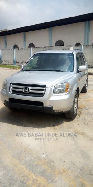 Honda Pilot 2006 Silver | Cars for sale in Lagos State, Ifako-Ijaiye