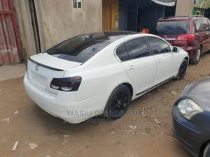 Lexus GS 2009 350 4WD White | Cars for sale in Lagos State, Isolo