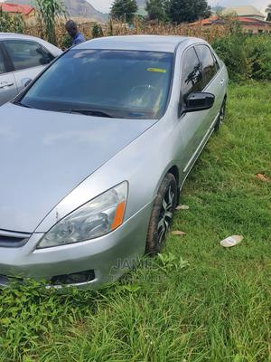 Honda Accord 2007 Silver | Cars for sale in Abuja (FCT) State, Kubwa