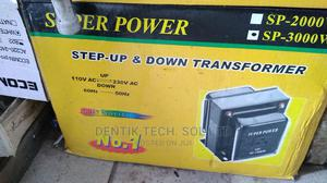 3000watts Stepdown Transformer | Accessories & Supplies for Electronics for sale in Lagos State, Ikeja