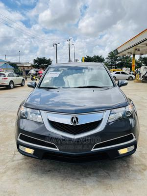 Acura MDX 2011 Gray   Cars for sale in Lagos State, Alimosho