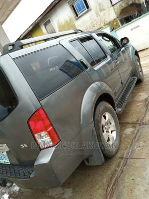 Nissan Pathfinder 2006 Gray   Cars for sale in Osun State, Osogbo