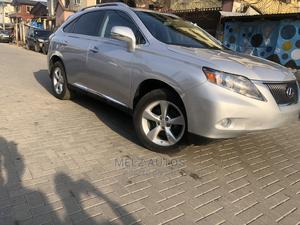Lexus RX 2010 Silver   Cars for sale in Lagos State, Yaba