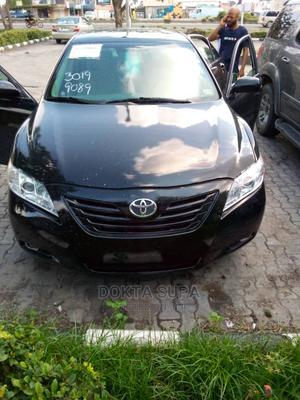 Toyota Camry 2008 2.4 LE Black | Cars for sale in Lagos State, Ajah