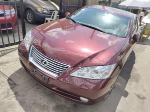 Lexus ES 2008 350 Red | Cars for sale in Lagos State, Surulere