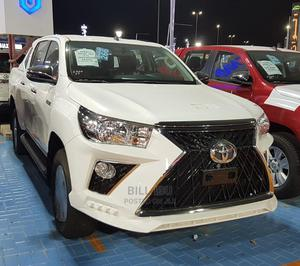 New Toyota Hilux 2021 White | Cars for sale in Abuja (FCT) State, Lokogoma