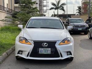 Lexus IS 2010 250 AWD Automatic White   Cars for sale in Abuja (FCT) State, Gwarinpa