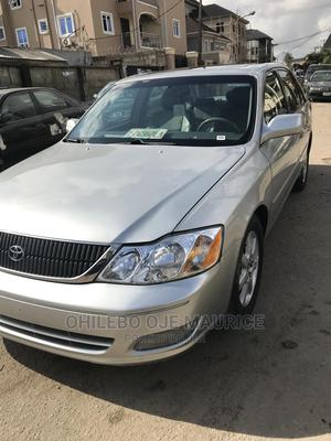 Toyota Avalon 2002 XLS W/Bucket Seats Silver   Cars for sale in Lagos State, Yaba