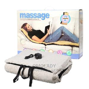 Massage Reversible Faux Sheepskin Massage Mat   Sports Equipment for sale in Lagos State, Surulere