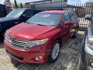 Toyota Venza 2010 V6 Red | Cars for sale in Lagos State, Lekki
