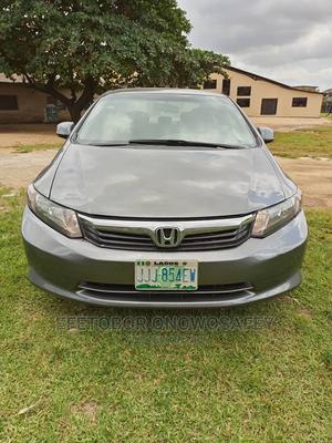Honda Civic 2012 Gray | Cars for sale in Lagos State, Mushin