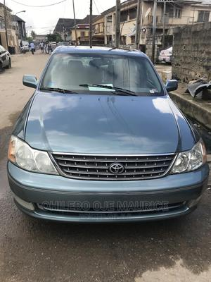 Toyota Avalon 2004 XL Green | Cars for sale in Lagos State, Yaba