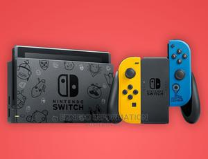 Nintendo Switch Console Fortnite Special Edition   Video Game Consoles for sale in Lagos State, Ikeja