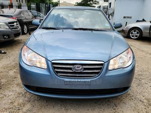 Hyundai Elantra 2008 2.0 SE Blue | Cars for sale in Lagos State, Ikeja