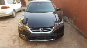 Honda Accord 2014 Black | Cars for sale in Lagos State, Lekki
