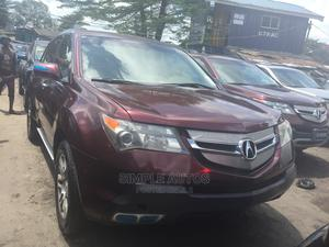 Acura MDX 2007 Red   Cars for sale in Lagos State, Apapa