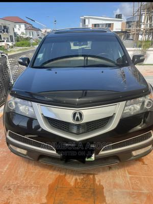 Acura MDX 2012 Black   Cars for sale in Lagos State, Lekki