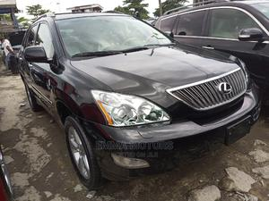 Lexus RX 2005 330 Black   Cars for sale in Lagos State, Apapa