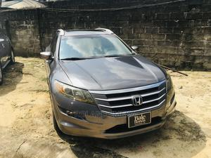 Honda Accord Crosstour 2012 Gray | Cars for sale in Rivers State, Port-Harcourt