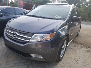 Honda Odyssey 2011 Gray | Cars for sale in Lagos State, Magodo