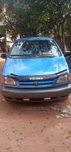 Toyota Sienna 1999 CE Blue   Cars for sale in Enugu State, Enugu