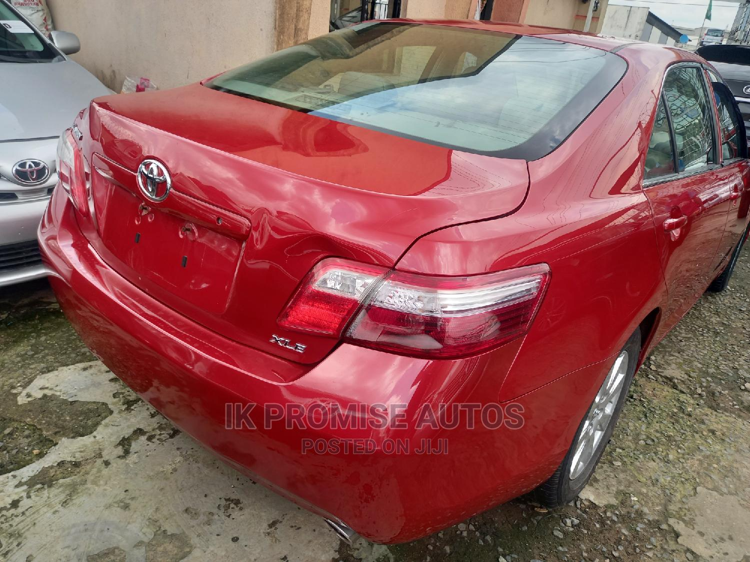 Toyota Camry 2009 Red | Cars for sale in Ikeja, Lagos State, Nigeria