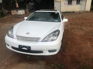Lexus ES 2002 300 White | Cars for sale in Lagos State, Ikorodu