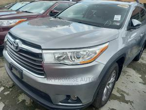 Toyota Highlander 2014 Silver   Cars for sale in Lagos State, Ikeja