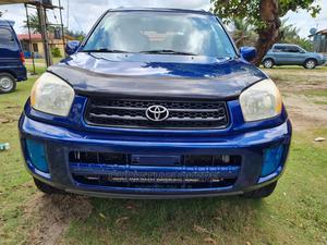 Toyota RAV4 2004 Blue   Cars for sale in Lagos State, Alimosho
