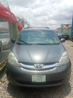 Toyota Sienna 2008 LE AWD Gray   Cars for sale in Lagos State, Ifako-Ijaiye