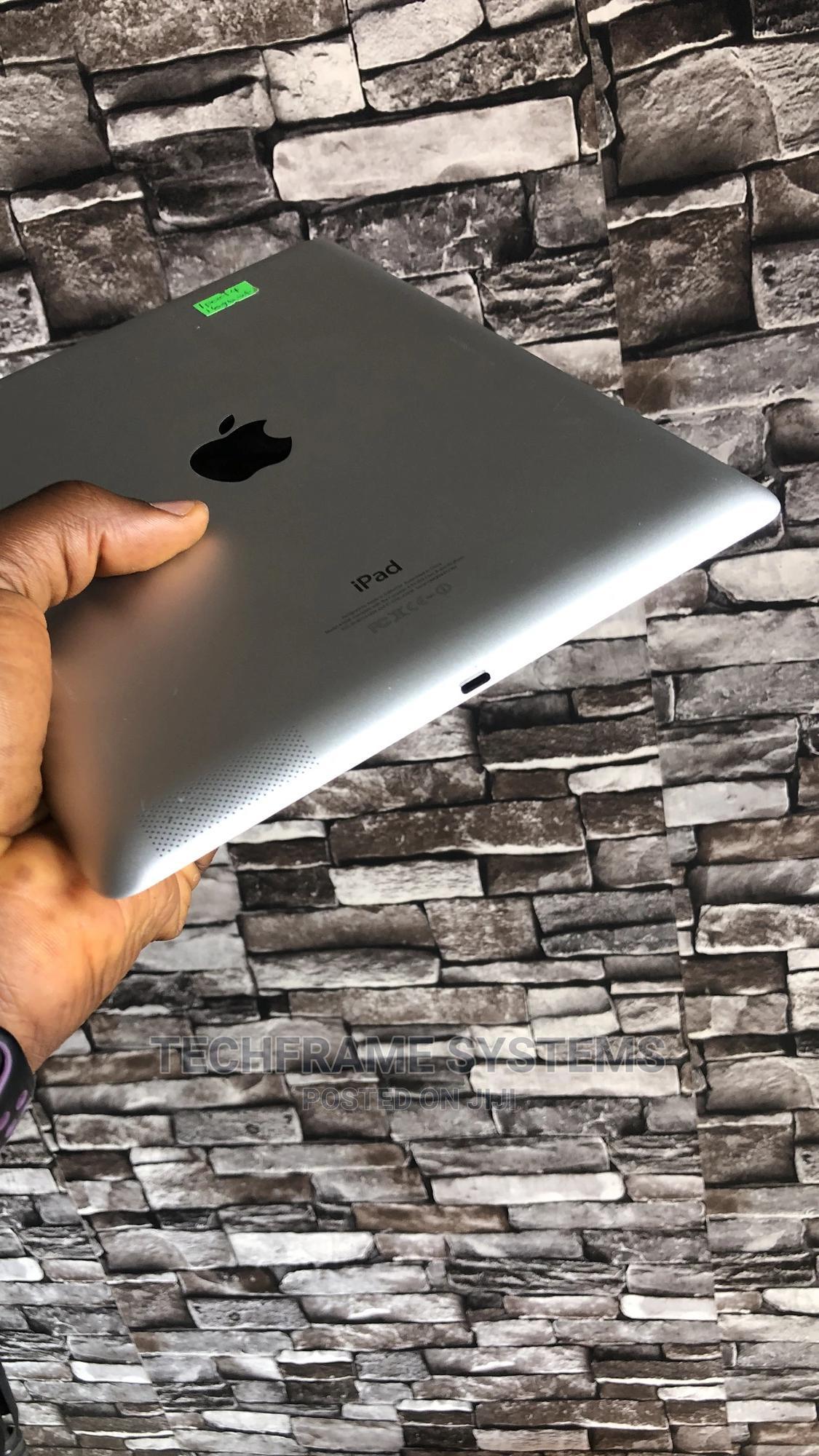 Apple iPad 4 Wi-Fi 16 GB Silver | Tablets for sale in Ikeja, Lagos State, Nigeria
