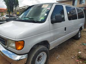 Ford E-350 2005 White | Buses & Microbuses for sale in Lagos State, Ikotun/Igando