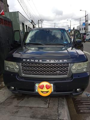 Land Rover Range Rover Vogue 2010 Black | Cars for sale in Lagos State, Surulere