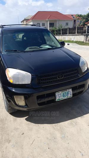 Toyota RAV4 2003 Automatic Black | Cars for sale in Lagos State, Ajah