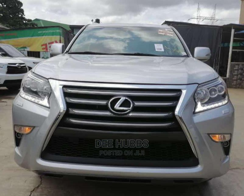 Lexus GX 2015 Silver | Cars for sale in Alimosho, Lagos State, Nigeria