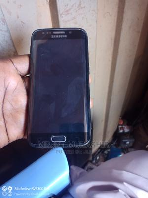 Samsung Galaxy S6 edge 64 GB Black   Mobile Phones for sale in Kwara State, Ilorin West